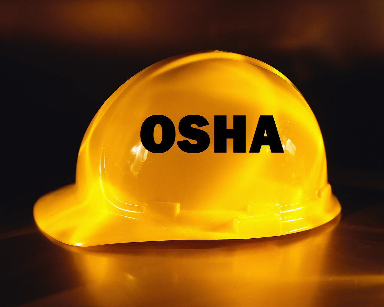 OSHA annual training AV